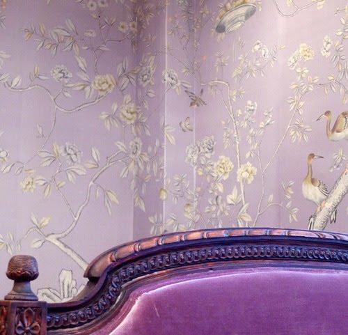 Chinese Wallpaper Chinoiserie Wallpaper Silk